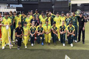 Bushfire Cricket Bash: Ponting XI defeat Gilchrist XI dramatically by 1 run