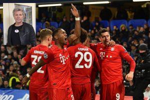Sipped whiskey and shellacked Chelsea: Jon Bon Jovi shares Bayern Munich's success mantra