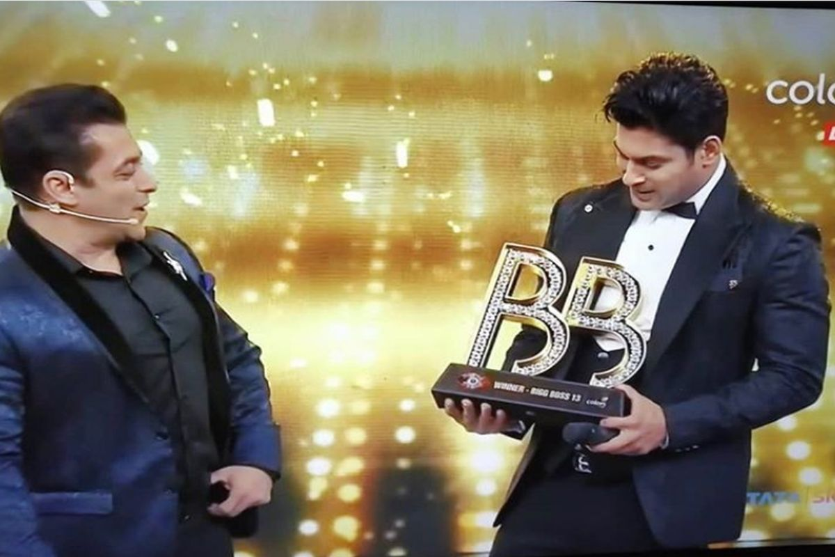 Bigg Boss 13, Grand Finale: Sidharth Shukla defeats Asim Riaz, wins coveted trophy