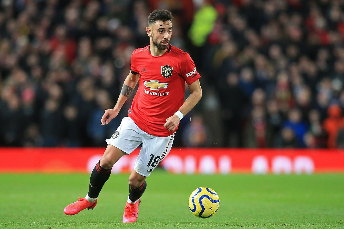 Bruno Fernandes Wants To Repeat Heroics Of Cristiano Ronaldo At Manchester United