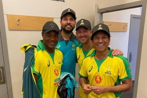 SEE | Legends share their experiences after participating in Bushfire Cricket Bash