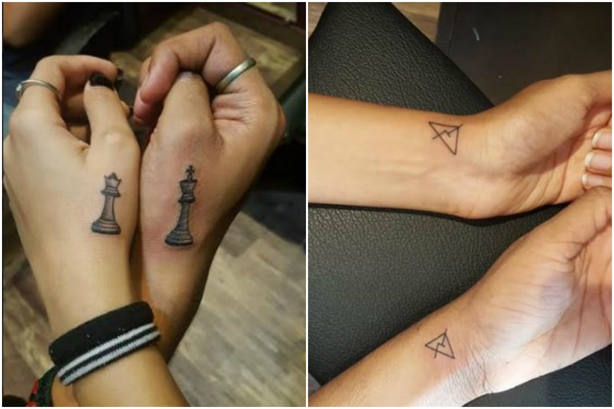 How about opting for 'couple tattoos' this Valentine's Day?