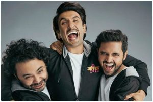 Jayeshbhai Jordaar: And it's a wrap