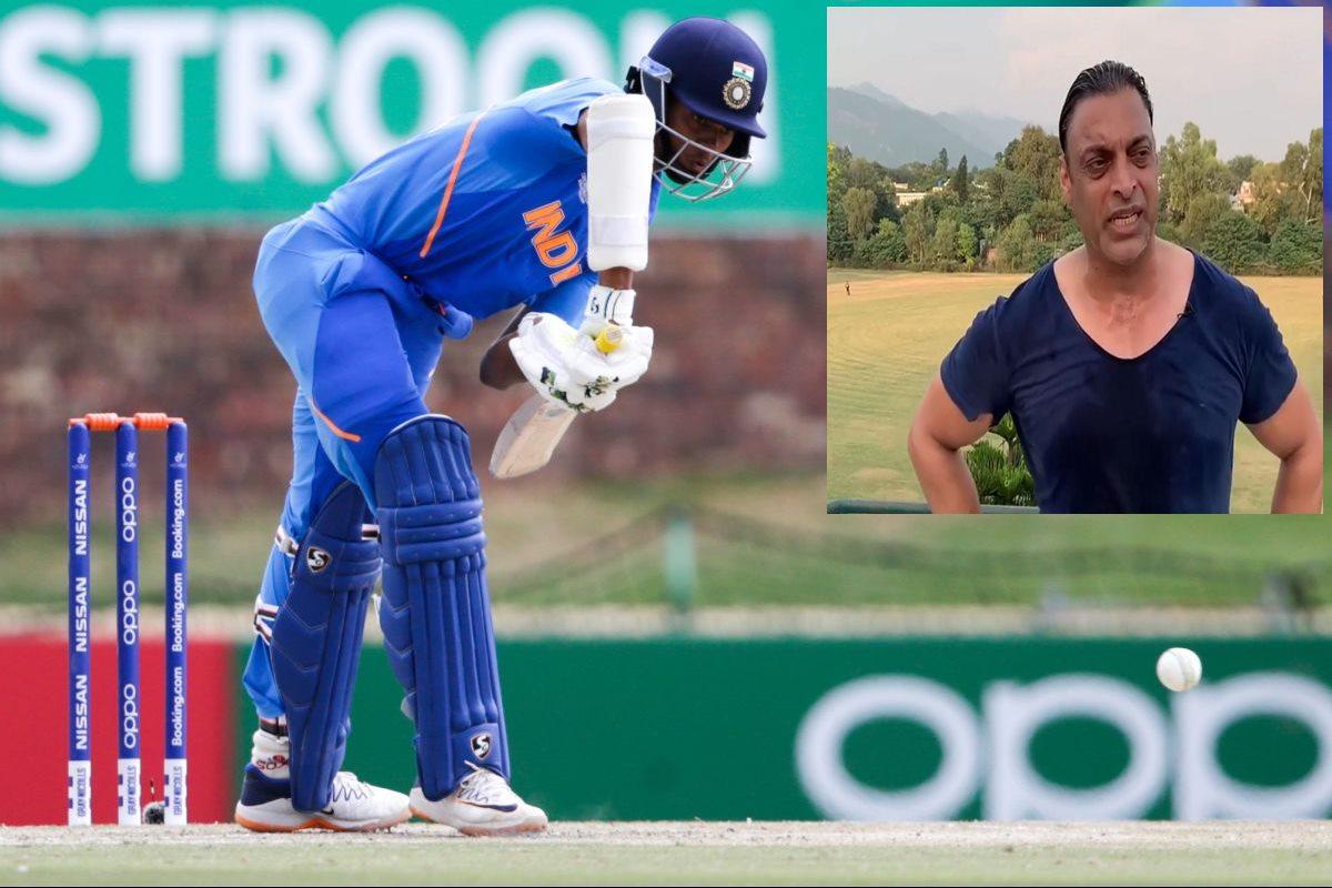 ICC U-19 World Cup 2020, India U-19 vs Pakistan U-19, Yashasvi Jaiswal, Shoaib Akhtar,