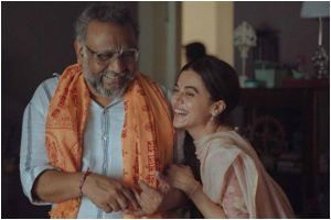 Thappad: Taapsee Pannu pens heartfelt note for director Anubhav Sinha