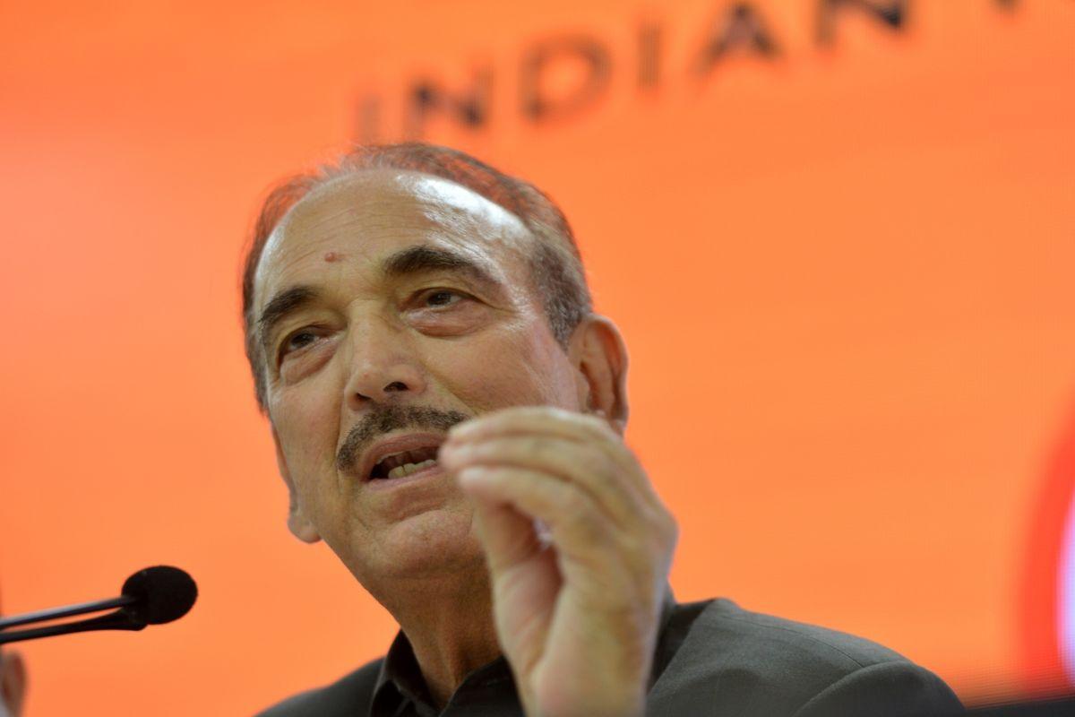 Ghulam Nabi Azad, Congress dissenters, Congress, elections