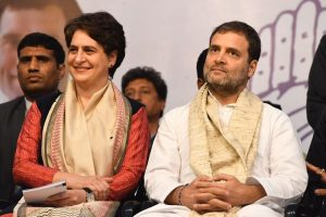 Priyanka, Rahul hail SC's decision on women officers, say BJP 'disrespected' women
