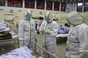 Coronavirus outbreak: President Xi Jinping visits hospital in Beijing amid China's death toll reaching 1,000