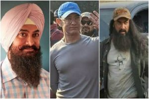 Aamir Khan owns three avatars for his next flick 'Laal Singh Chaddha'