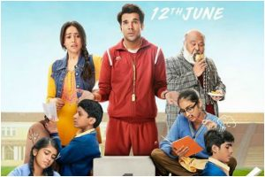 Chhalaang: Rajkummar Rao unveils new poster; film gets new release date