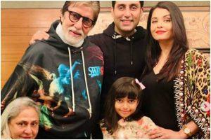 'Happy birthday baby': Aishwarya Rai wishes Abhishek as he turns 44, shares inside pics
