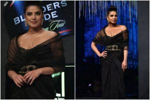 Priyanka Chopra Jonas pays tribute to late designer Wendell Rodricks at fashion show