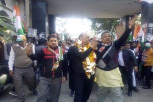Congress candidate from Vikaspuri 'accepts defeat'; Delhi party chief anticipates victory