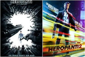 Heropanti 2: First look posters featuring Tiger Shroff out; film to be released on this date