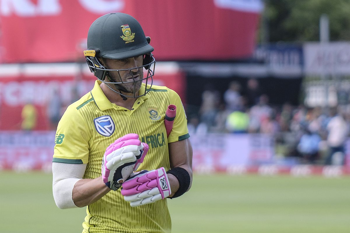 Faf du Plessis, Australia's Tour of South Africa 2020, South Africa vs Australia ODI Series 2020, SA vs AUS,