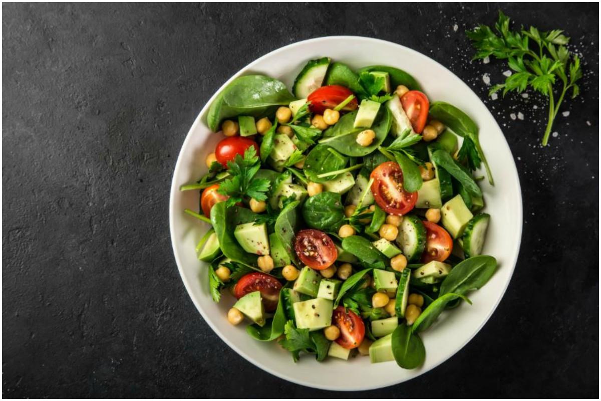 Classic Greek salad, Healthy salads