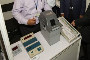 EVM glitch delays polling at two booths in Delhi, election officer dies on duty