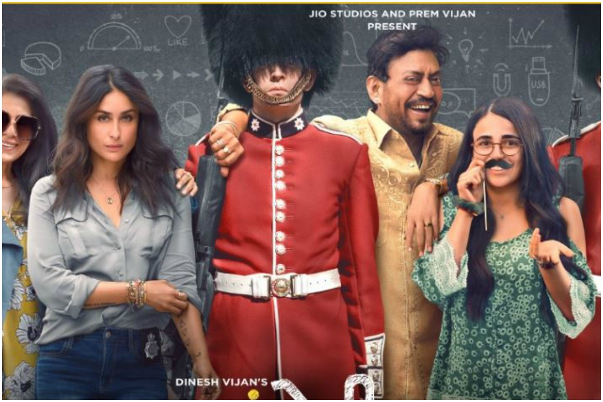 Radhika Madan, Dimple Kapadia, Ranvir Shorey, Kareena Kapoor Khan, Angrezi Medium, Irrfan Khan