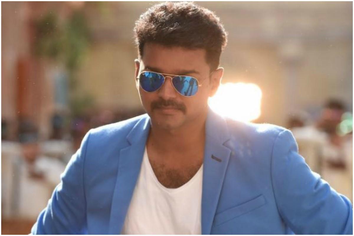 Tamil actor Vijay, Master, Bigil