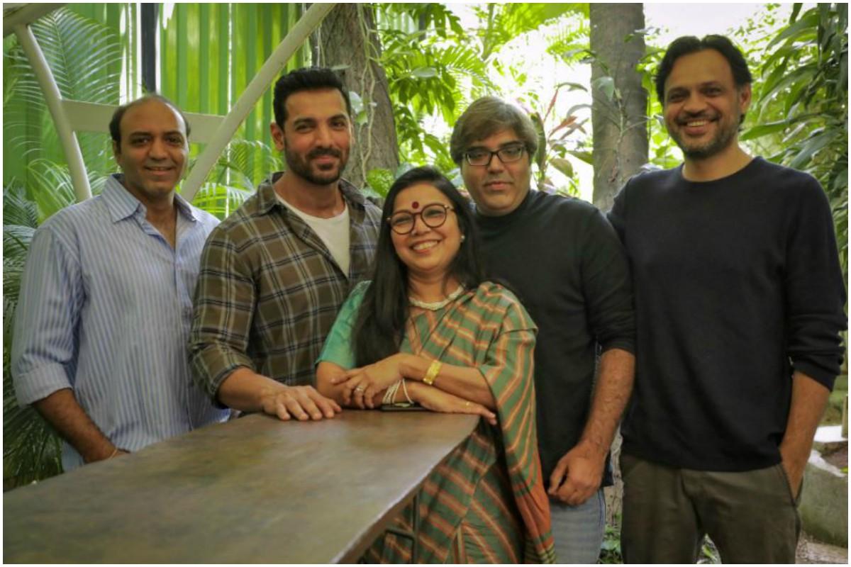 John Abraham collabs with Robbie Grewal, Anil Bohra to bring Revati Roy's biopic