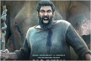 Haathi Mere Saathi: First look poster featuring Rana Daggubati's aggressive avatar out