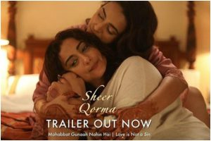 Watch | Sheer Qorma trailer out, Divya Dutta, Swara Bhasker to tell 'same-sex' love story after Ayushmann's Shubh Mangal Zyada Saavdhan