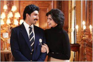 83' : Deepika Padukone's first look as Romi Dev out