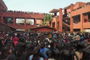 Delhi Court sends 10 accused arrested in Gargi College 'molestation' case to 14 days judicial custody