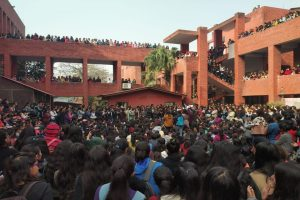 Gargi college molestation case: Students to meet DCW chief today