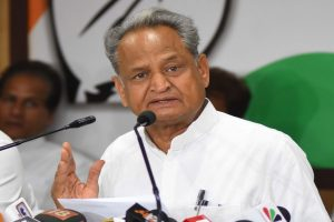 'Not aware of parents' birthplace, will go to detention camp': Ashok Gehlot during CAA protest in Jaipur
