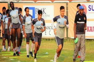 I-League: Gokulam Kerala, Real Kashmir face each other in must-win game