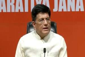 'No seat reserved in Kashi-Mahakal Express on basis of religion', clarifies Piyush Goyal