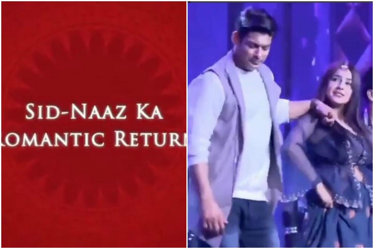 Watch | Sidharth Shukla and Shehnaaz Gill dance together, fans say 'Sidnaaz forever'