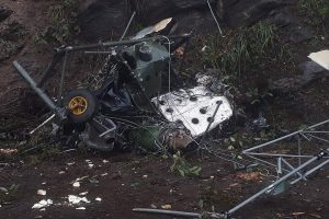Indian Army helicopter crashlands in J-K during training, pilots safe