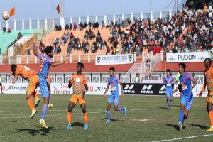 I-League: Indian Arrows, Neroca play out goalless draw in Imphal