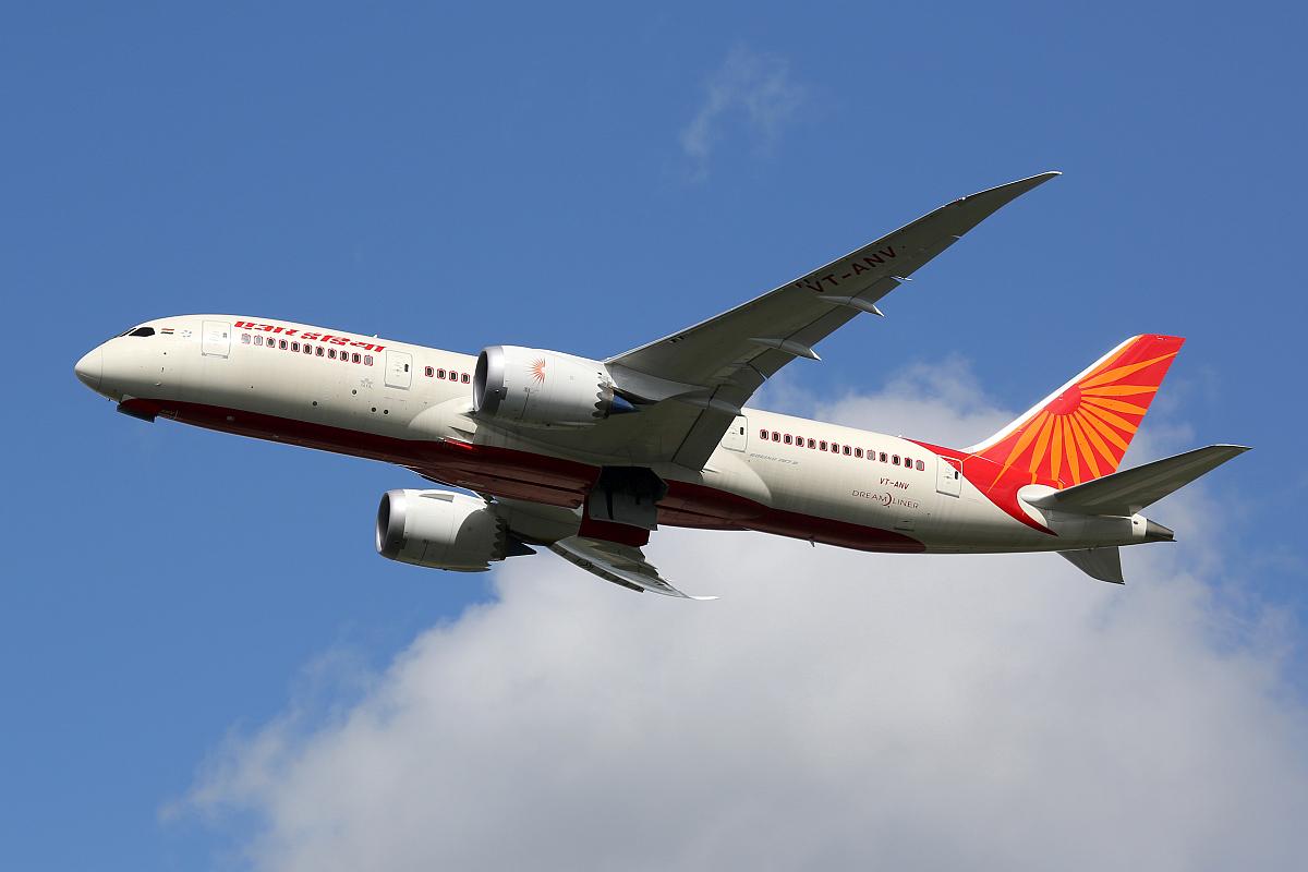 Air India, Rajiv Bansal
