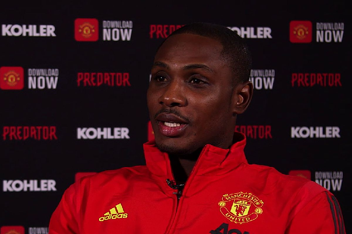 Odion Ighalo promises to 'walk off' football pitch if subjected to racism  again