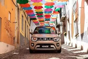Auto Expo 2020: Maruti Suzuki Ignis gets a facelift, new 1.2 litre BS6 engine