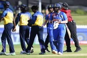 Women's T20 World Cup: Unbeaten India finish group stage in style, humble Sri Lanka by 7 wickets