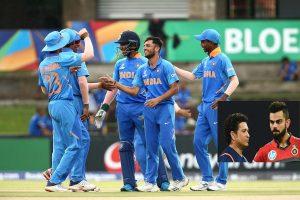 ICC U19 World Cup Final: Sachin Tendulkar, Virat Kohli wish juniors to bring trophy back