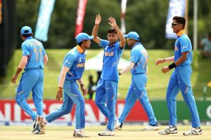 ICC U-19 World Cup: India wreak havoc, bundle Pakistan out for 172 in semifinal