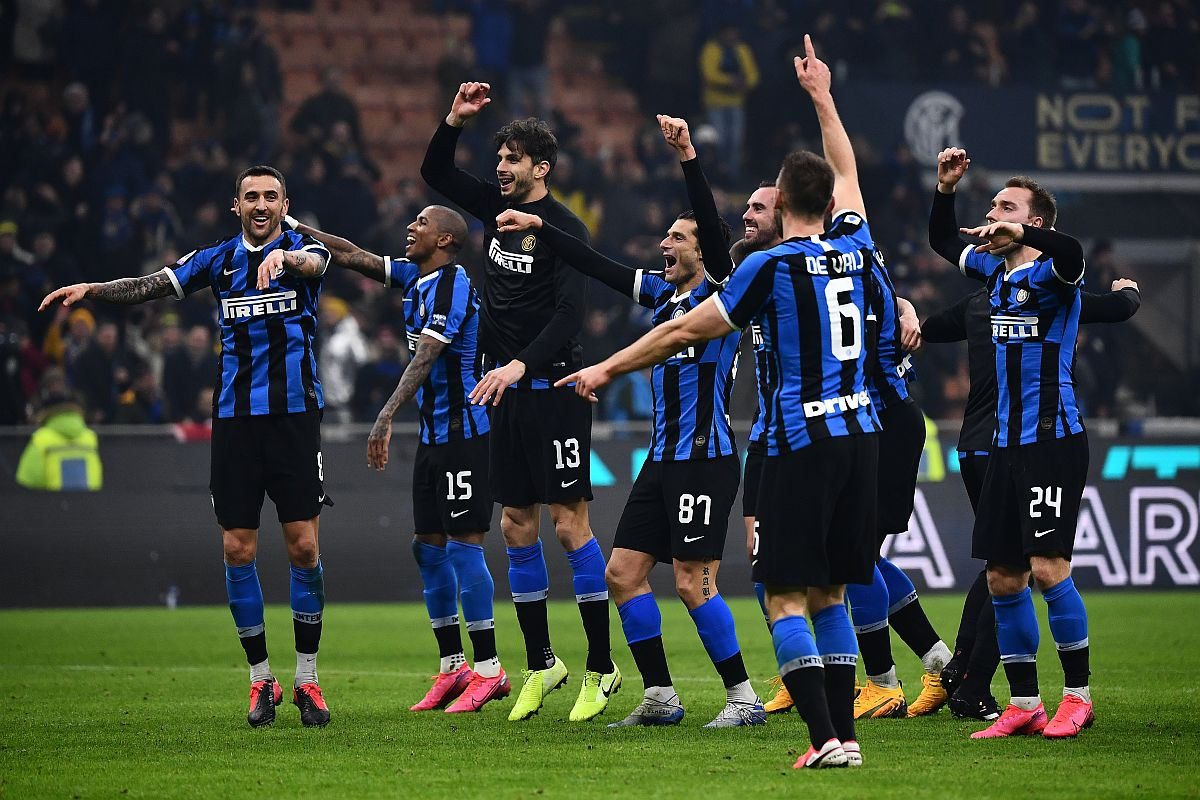 Inter Milan Ac Milan Start Individual Training Sessions After Lockdown In Italy Lifted