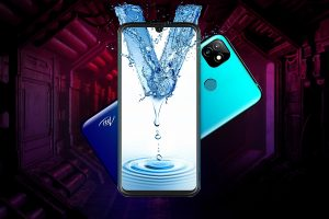 itel's 1st waterdrop notch, big battery smartphone to debut soon in India