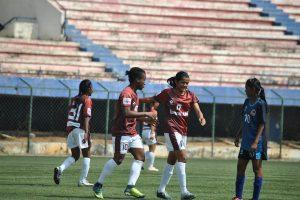 Gokulam Kerala thrash Odisha Police 7-0 in Indian Women's League