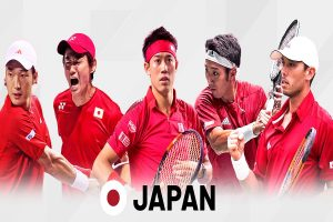 Japan's home Davis Cup tie against Ecuador to be played behind closed doors
