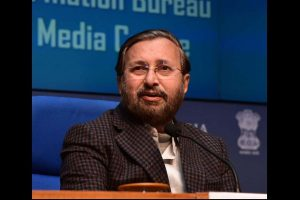 'You are a terrorist, there is plenty of proof for it': Prakash Javadekar to Arvind Kejriwal