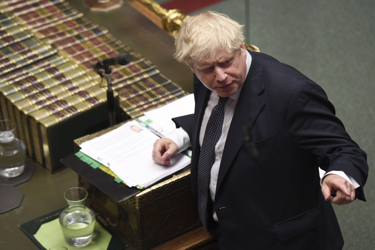 Strategic Reshuffle, Boris Johnson, Brexit, Whitehall