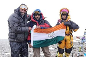 12-year-old Mumbai girl youngest to scale Mt. Aconcagua of Andes Mountains