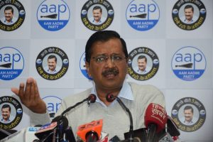 'Absolutely shocking': Arvind Kejriwal on delay in release of final voting per cent