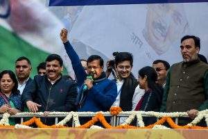 AAP invites educators at Arvind Kejriwal's swearing-in ceremony; BJP calls it 'Tughlaqi farmaan'